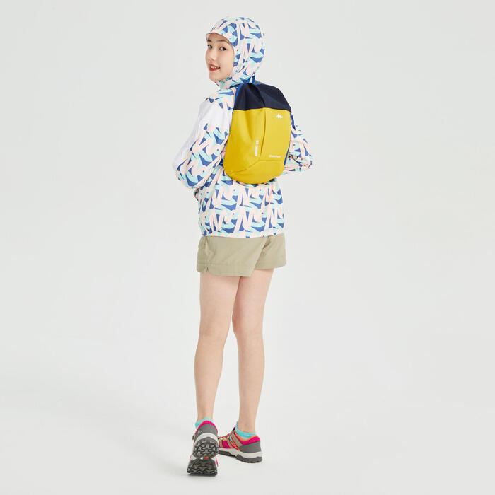 Kids' Hiking Backpack MH100 7 Litres - Yellow