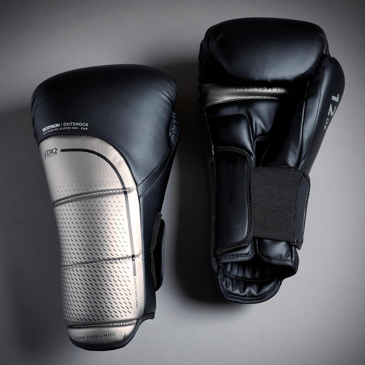 Gants de kick-boxing