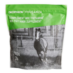 Voedingssupplement ruitersport paard en pony multivitaminen - 900 g