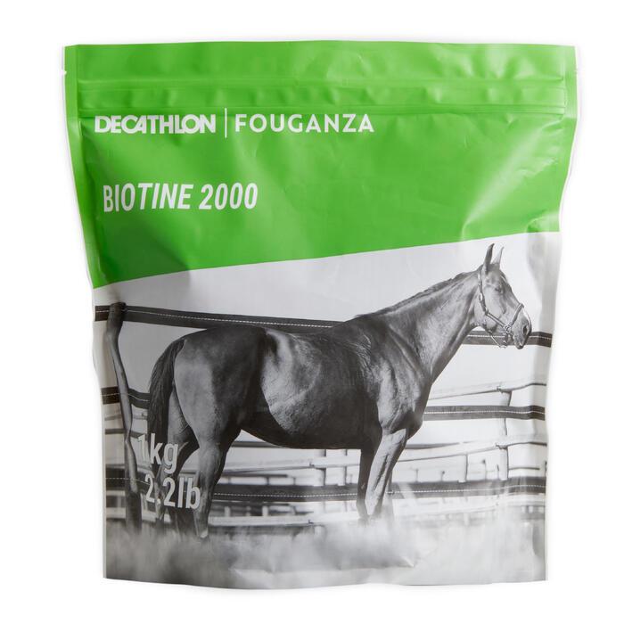Complément alimentaire équitation cheval et poney BIOTINE - 1KG
