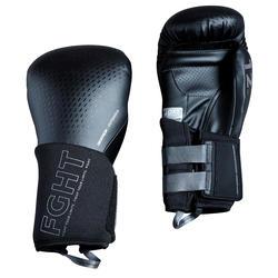 Boxhandschuhe 900 Sparring schwarz