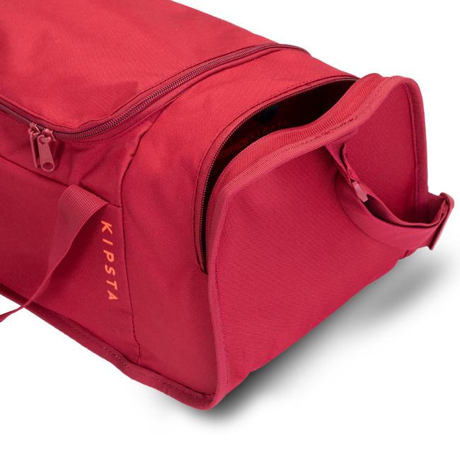 Sports Duffle Bag Kipocket 20L - Burgundy