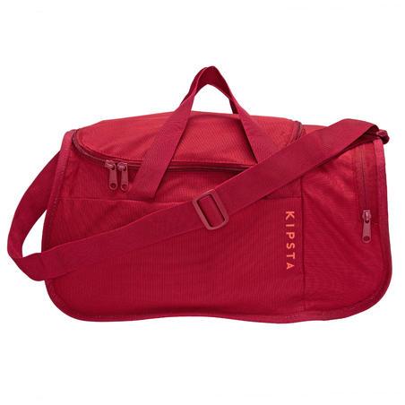 20L Sports Bag Kipocket - Burgundy