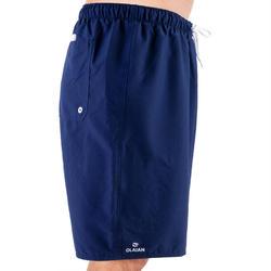 長版衝浪褲Hendaia-深藍色