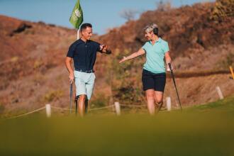 L'etiquette au golf