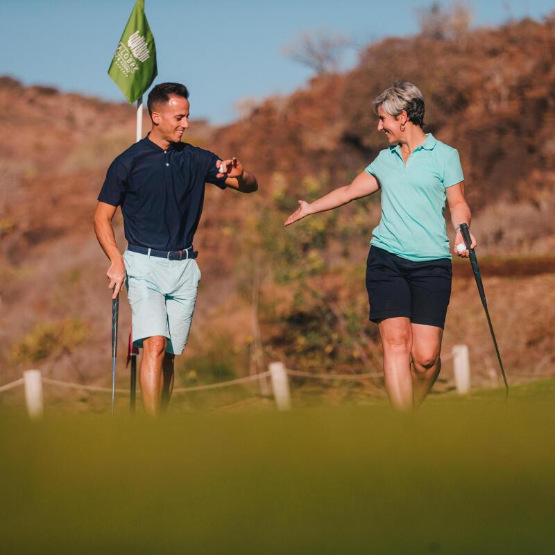 Etiquette au golf