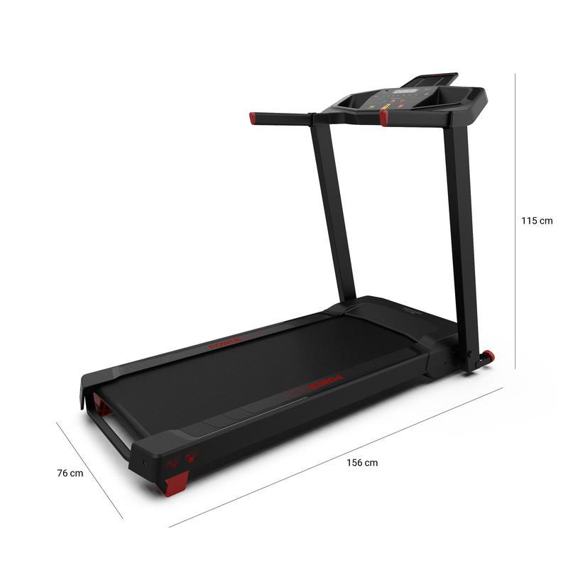 Treadmill Run 100