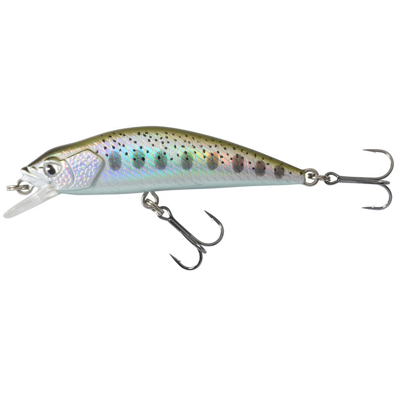 PLUG BAIT TROUT MINNOW LURE FISHING MNWFS 50 US YAMAME