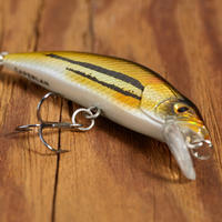 TROUT PLUG BAIT MNWFS MINNOW LURE FISHING US 50 MINNOW