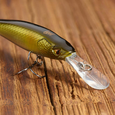 PLUG BAIT JERKBAIT/ DEEP MINNOW LURE FISHING MNWDD 50 SP AYU