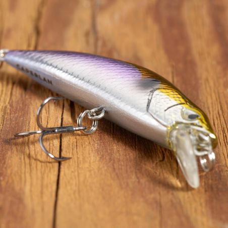 PLUG BAIT TROUT MINNOW LURE FISHING MNWFS 50 US LARVA