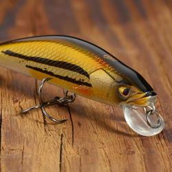 Kunstvisje forel minnow voor kunstaashengelen MNWFS 65 US pootvis