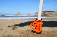 PARUV PARASOL base attachment spike orange