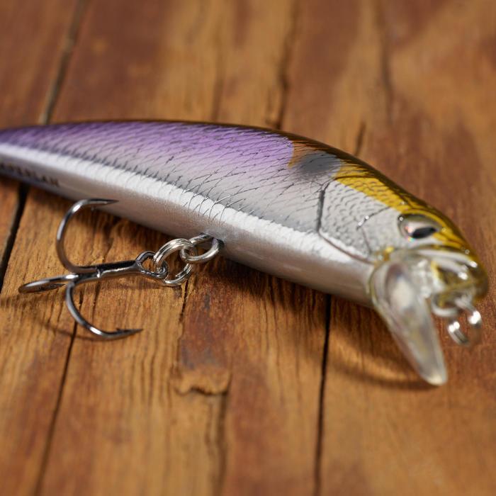 Kunstvisje voor forelvissen minnow kunstaasvissen MNWFS 65 US elrits