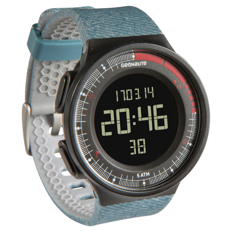 W500 M SWIP sport timer watch pack (1 fully-featured watch+ 2 bands)