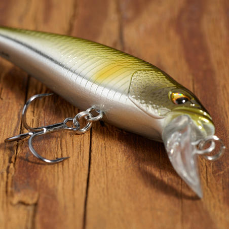 PLUG BAIT JERKBAIT MINNOW LURE FISHING MNW SP 65 AYU