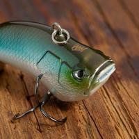 PLUG BAIT LIPLESS LURE FISHING VBN 50 S DOS BLUE