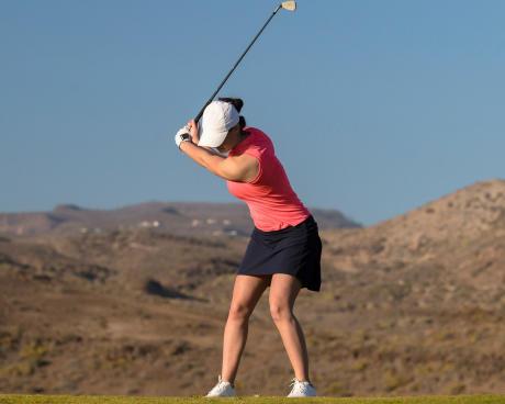 Musculation du haut du corps - Golf