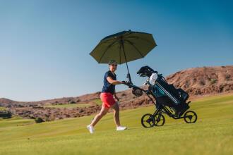 Come scegliere l'ombrello da golf?