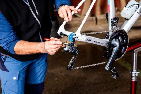 entretien vélo route triban decathlon