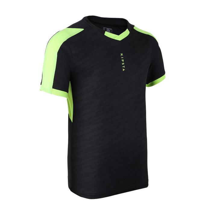 足球運動衫F520 E - 綠色
