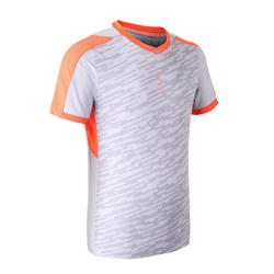 Junior Jersey F520 - Grey