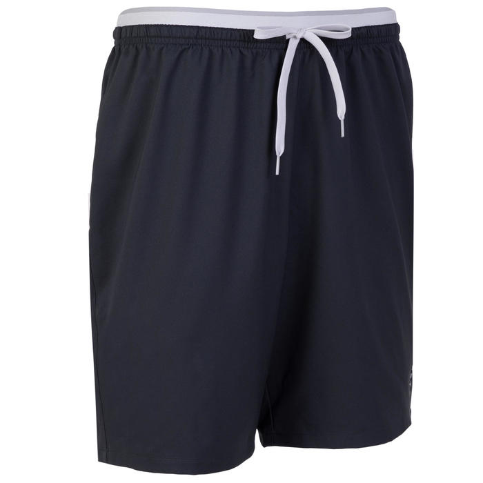 F500 Adult Football Shorts - Grey