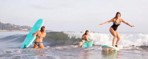 Apprendre le surf quand on est débutant