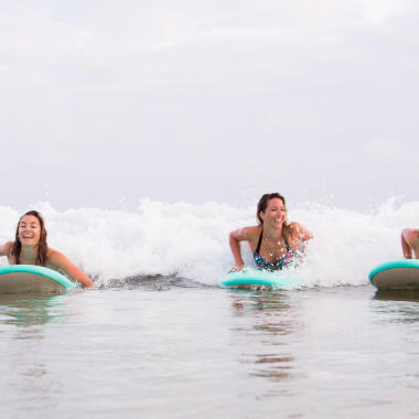 planche de surf en mousse