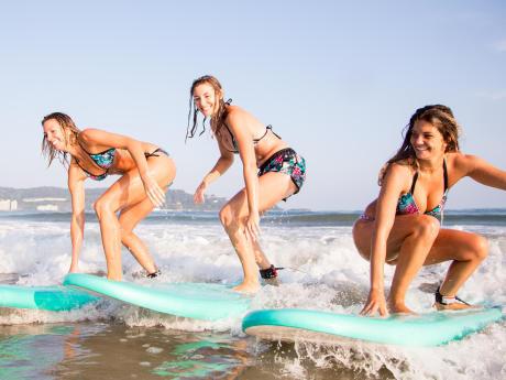 Capacidade Aeróbica no Surf