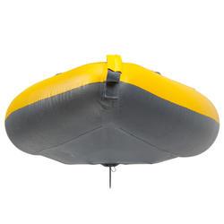 CANOE KAYAK GONFLABLE RANDONNEE FOND HAUTE PRESSION DROP STITCH X100+ 2 PLACES