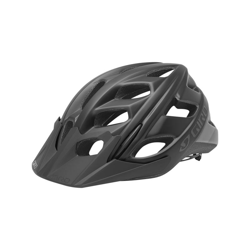 Mountain Bike Helmet Arcal - Black
