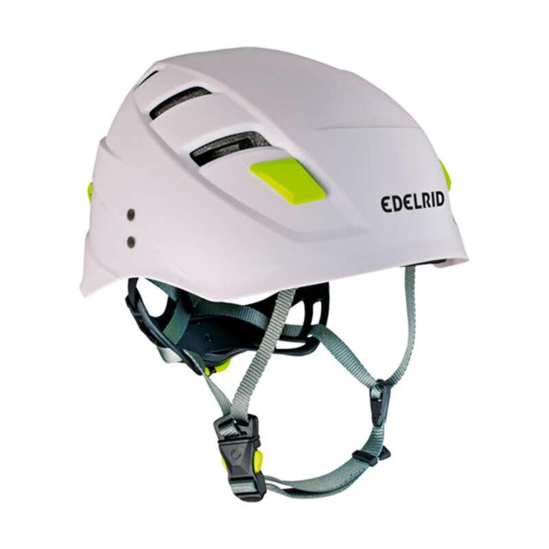 Mászósisak Sziklamászás, alpinizmus - Sisak mászáshoz Zodiac EDELRID - Sziklamászó felszerelés