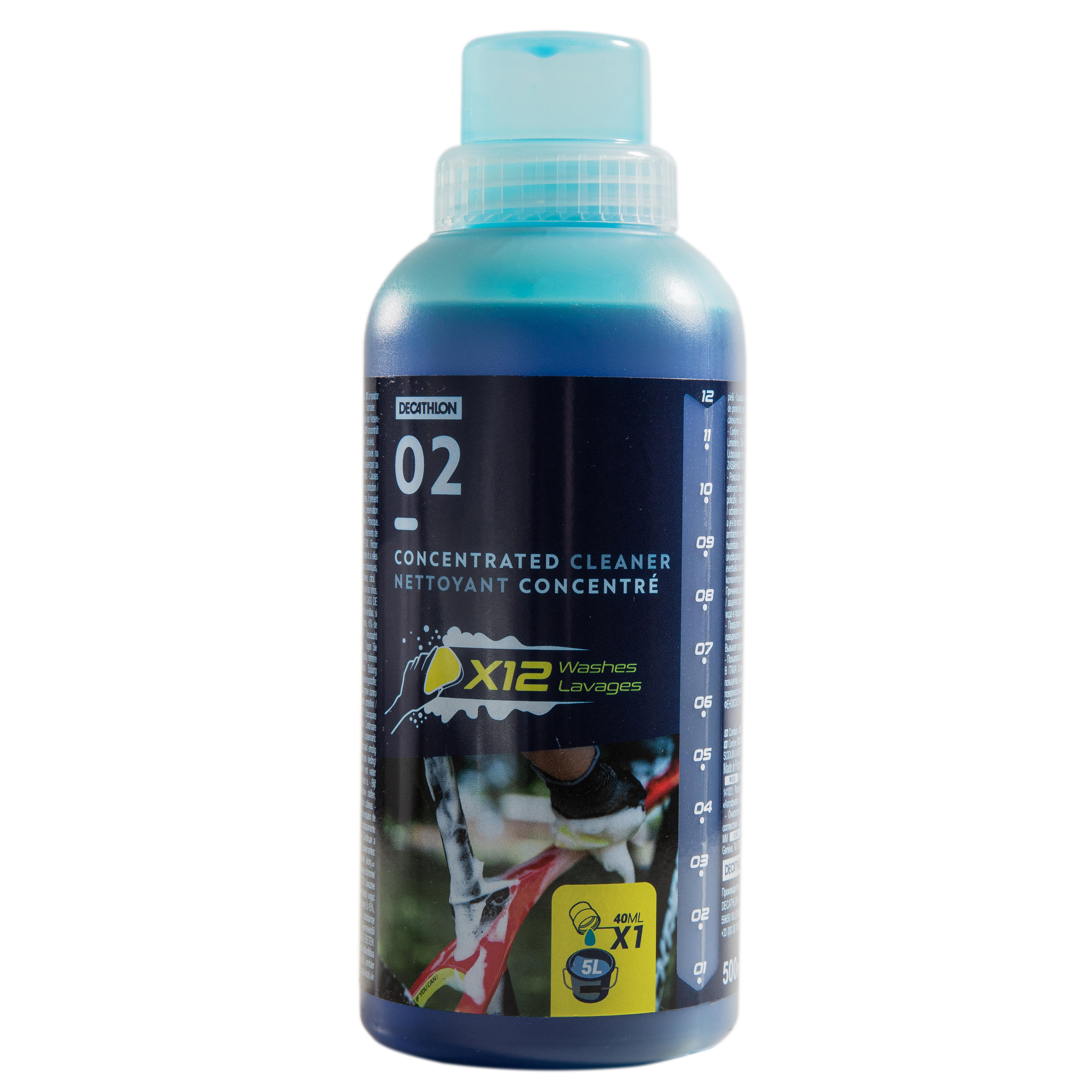 Detergent concentrat bicicletă imagine