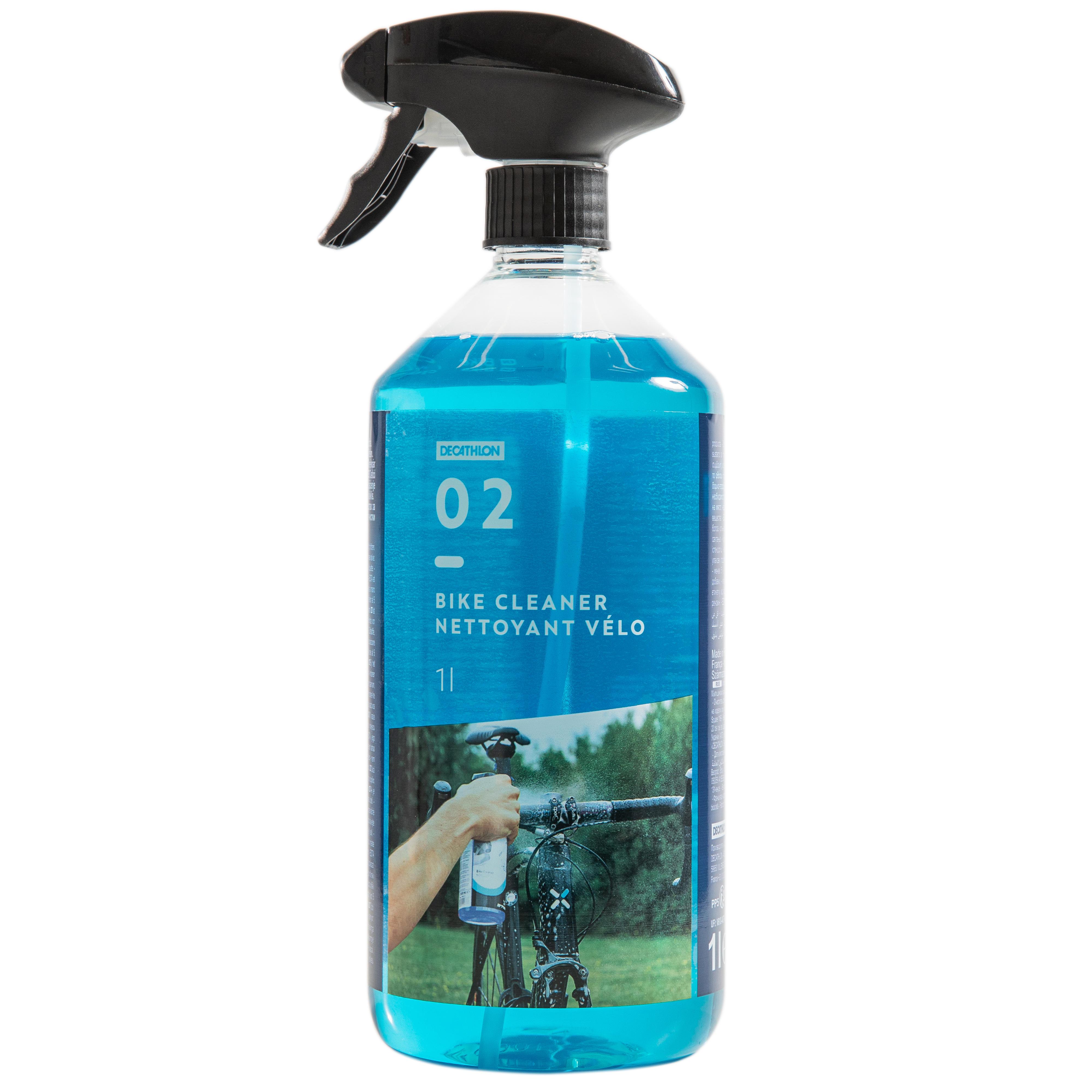 Spray curățare bicicletă 1L