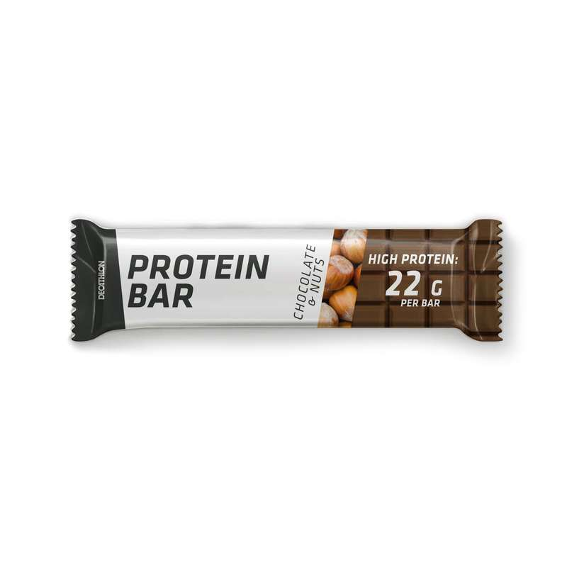 PROTEINS AND SUPPLEMENTS Boxing - Protein Bar - Choco-Nuts DOMYOS - Boxing Nutrition