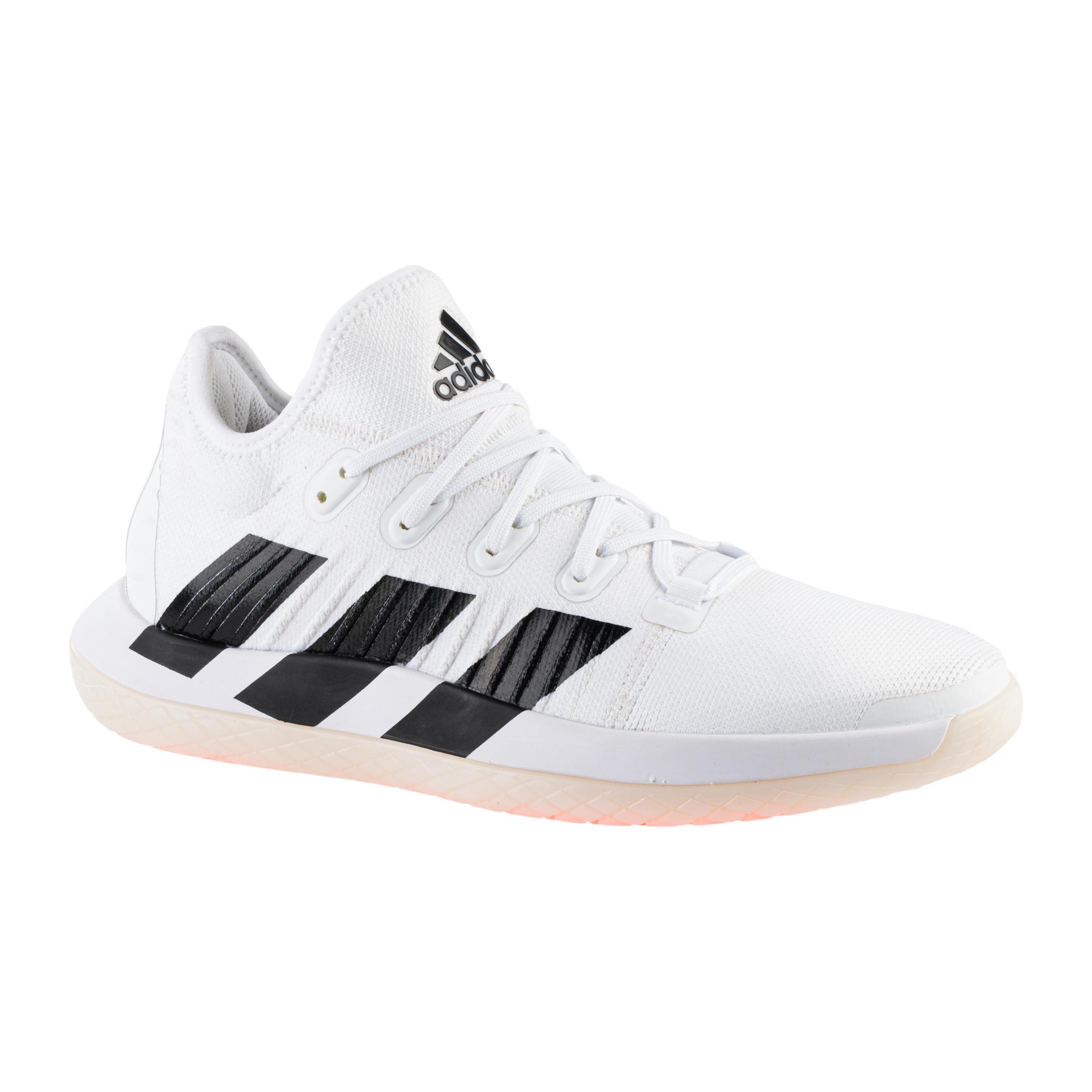 Monasterio Posicionar fragancia  Zapatillas de Balonmano Adidas STABIL GEN Adulto Blanco Negro ADIDAS |  Decathlon