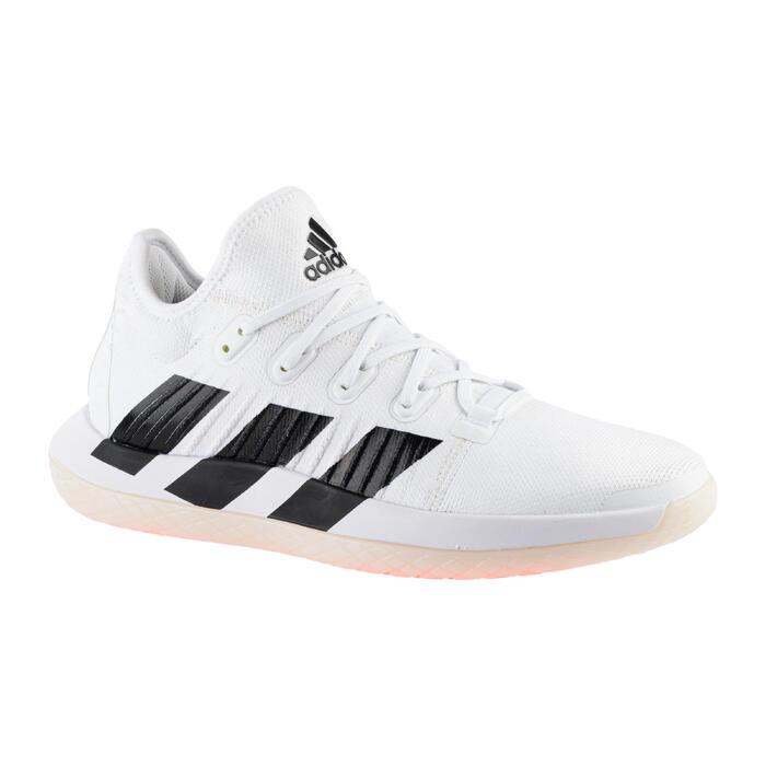 fuegos artificiales simbólico añadir  Zapatillas de Balonmano Adidas STABIL GEN Adulto Blanco Negro ADIDAS |  Decathlon