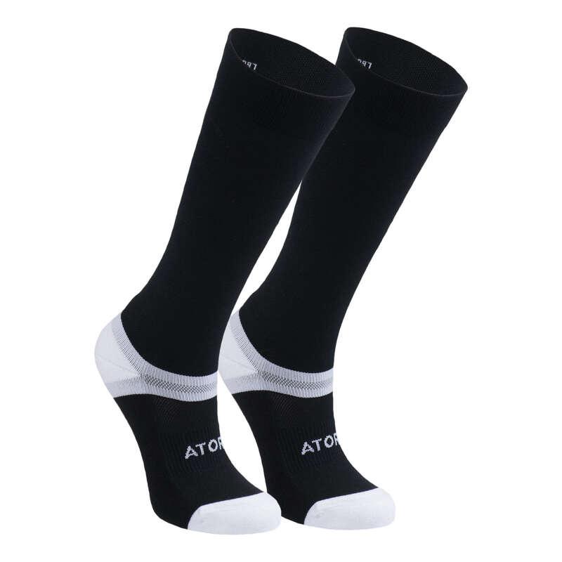 APPAREL SHOES MEN HANDBALL Andebol - Meias de compressão H900 preto ATORKA - Sapatilhas de Andebol