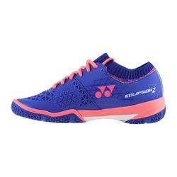 Chaussure de Badminton et sports INDOOR femme Yonex PC ECLIPSION MYRTILLE
