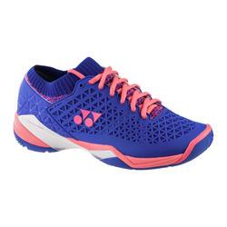 Badminton-/indoorschoenen voor dames Yonex PC Eclipsion bosbesblauw