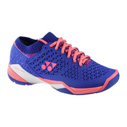 Chaussure de Badminton et sports INDOOR femme Yonex PC ECLIPSION MYRTILLE