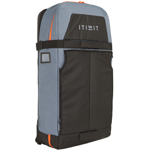 VALISE A ROULETTE COQUEE 140L POUR VOYAGER AVEC SON STAND UP PADDLE   STB500