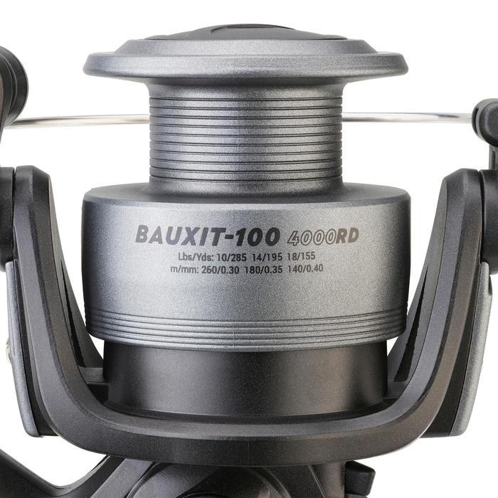 MOULINET DE PECHE BAUXIT-100 4000 RD