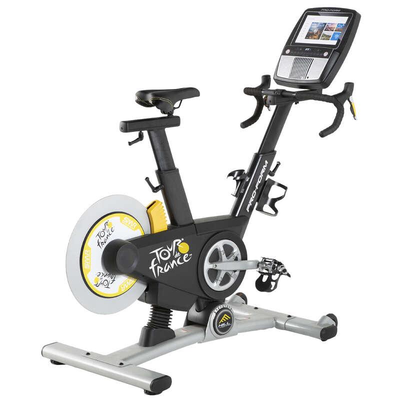 BIKING CYCLING INDOOR Cardio Training - Biking Tour de France TDF 10.0 NORDICTRACK - Material Cardio Training