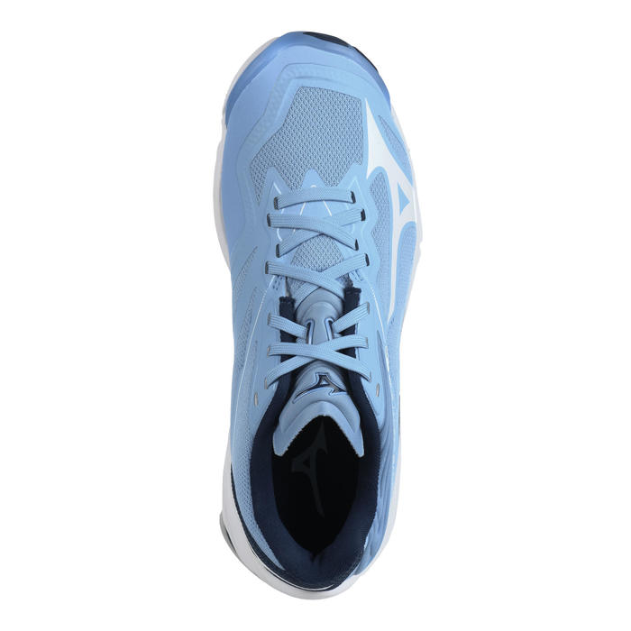 Volleybalschoenen voor dames Lightning Z6 Mizuno felblauw