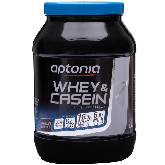 Eiwitten Whey & Casein 7 chocolade 900 g