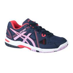 Volleybalschoenen voor dames Asics Gel Spike blauw en roze