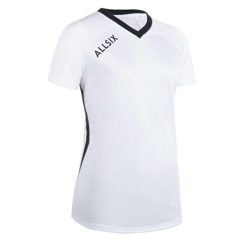 Röplabda ruházat Felsőruházat - Női röplabda mez V100 ALLSIX - Felsőruházat