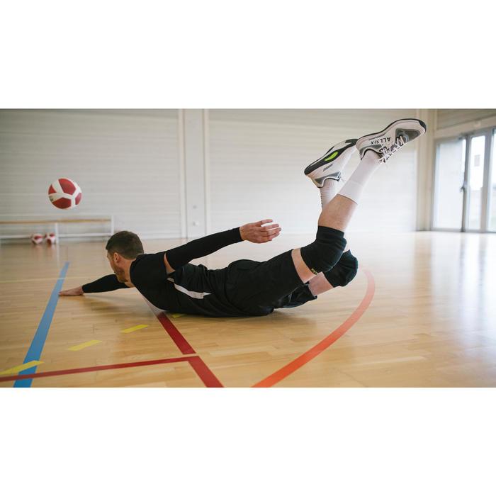 Genouillères de volley-ball V900 noires